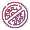 kills bacteria icon